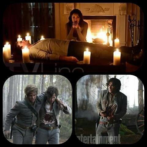 The Vampire Diaries : Voici quelques stills des prochains épisodes