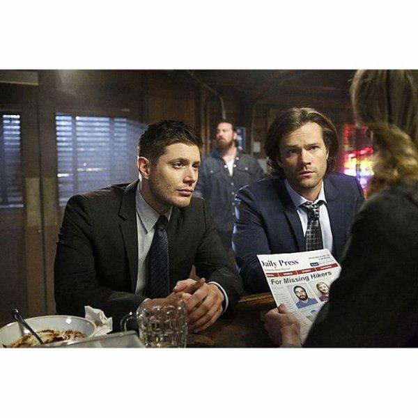 Supernatural : Voici les photos promotionnelles du 11x17 intitulé « Red Meat » qui sera diffusé mercredi prochain
