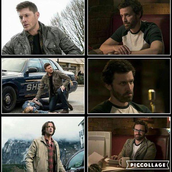 Supernatural : Voici les photos promotionnelles de l'épisode 20 de la saison 11, marquant le retour de Rob Benedict