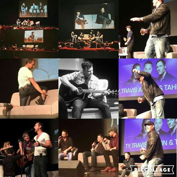 Supernatural : Voici les photos de la convention à Paris de dimanche