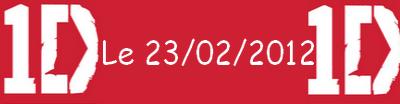 ♦•Le 23/02/2012•♦