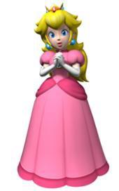 images et gifs de la princesse Peach.
