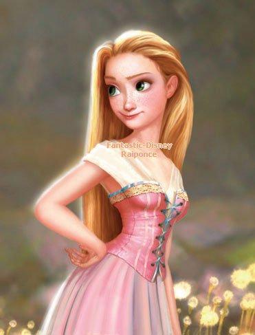 Raiponce la nouvelle princesse disney blog de - La princesse raiponce ...