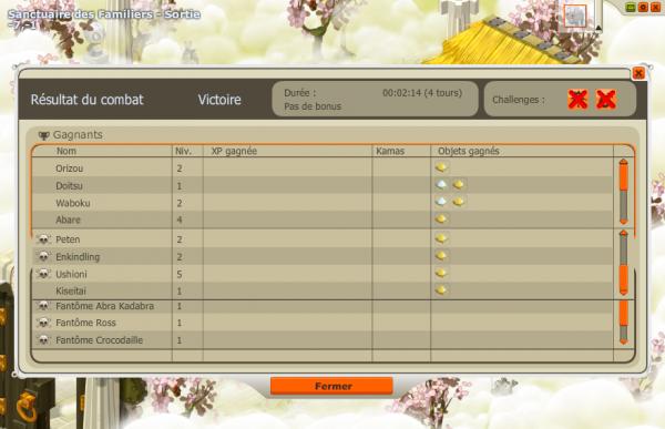 Astuce/Donjon Familier/Projet