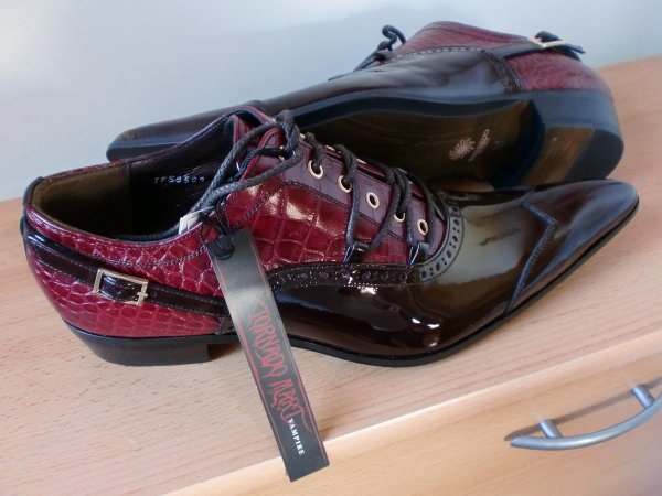 chaussures collection vampire