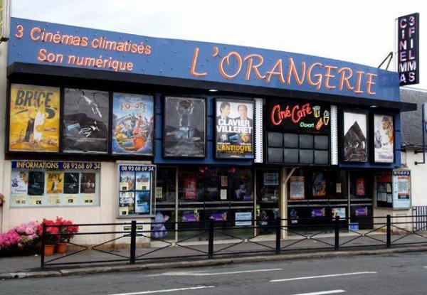 L'orangerie 3 cinemas