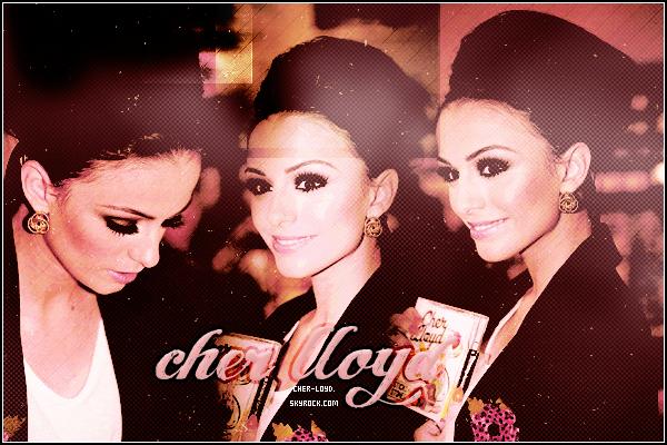 .  CHER-LOYD.Sky' •  Suis toute l'actualité de la belle & talentueuse Cher Lloyd ! .