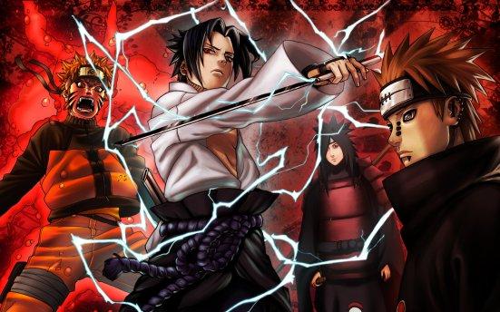 Naruto face demon renard a 9 queu sasuke madara uchiha pain blog de narutosasuke928 - Demon de sasuke ...