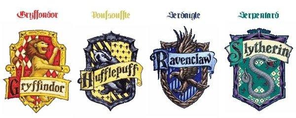 Les quatre maisons et le choixpeau magique. - Le MoNdE ...