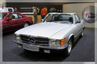 Les cinq meilleures Mercedes