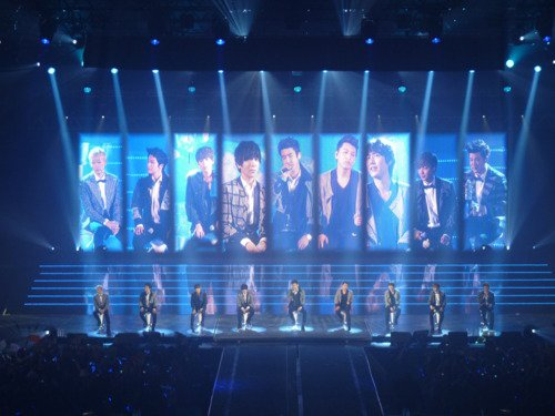 SUPER SHOW 4 IN PARIS !!!