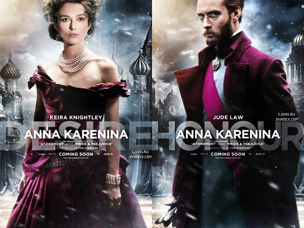 Anna Karenina (Anna Karénine)