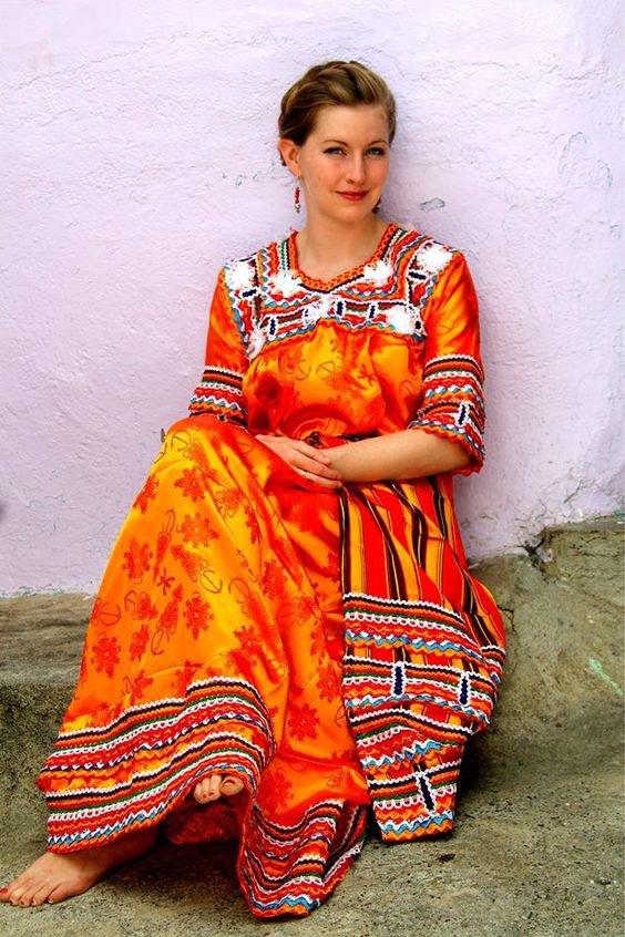 femme kabyle...