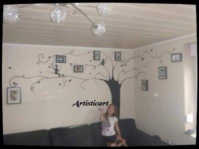 Mes peintures murales  ^^