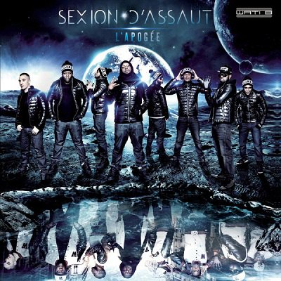 L'Apogée  / Sexion d'Assaut - Ma direction (2012)