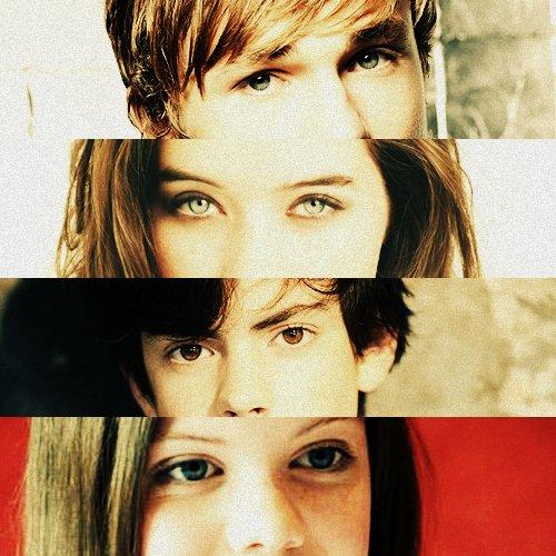 Les quatre héros ♥