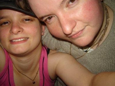 Exceptionel, ma soeur et moi en photo ^^