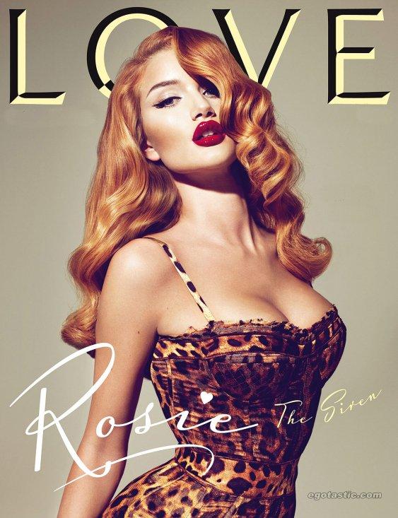 LOVE Magazine oh yeah