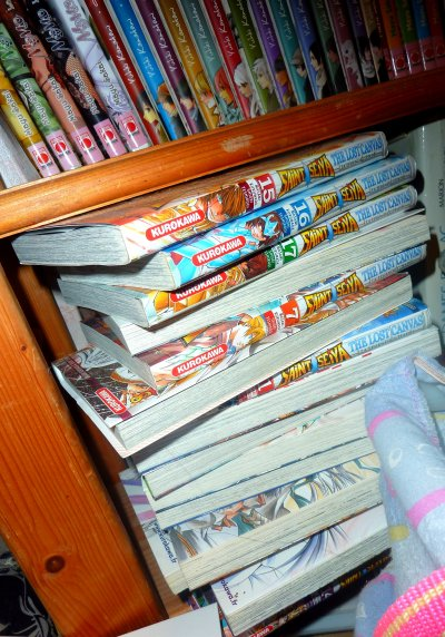 Ma super collection ~