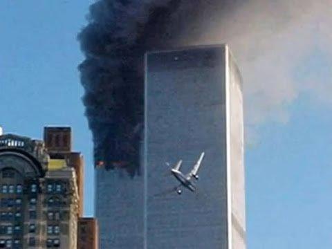 Hommage au victimes du 11 septembre 2001.