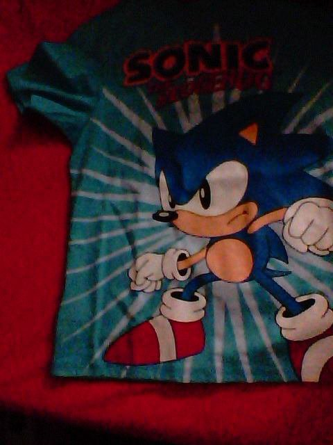 Ma collection Sonic The Hedgehog