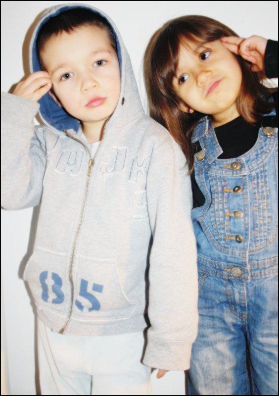 Mes bébés. ♥