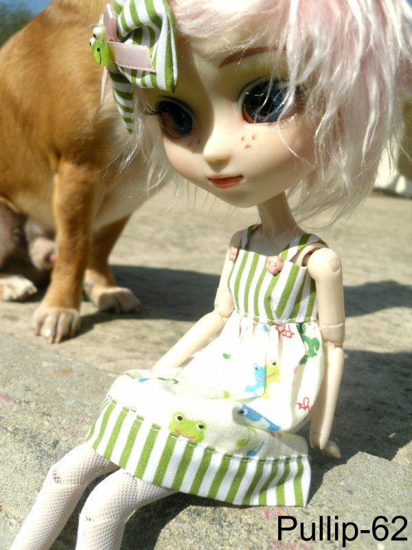 Séance Photo emma avec new wigs *.*