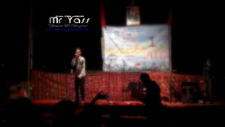 Concert Agh... ( Mr Yass) 2012