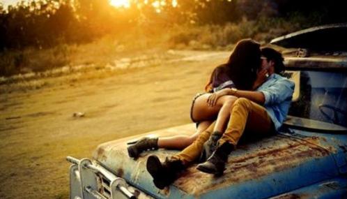La meilleure chose dans la vie, c'est d'aimer et de l'être en retour ...