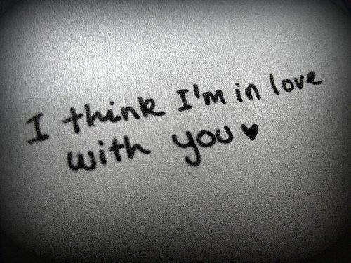 Pour toi, je ne suis qu'un visage mais pour moi tu es tout ce à quoi je pense ...