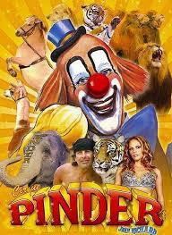 le cirque pinder a Metz!