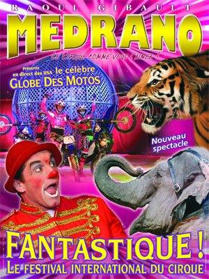 Cirque Medrano a Vendome place des grand pres!