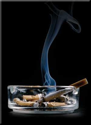 qui veu fumer