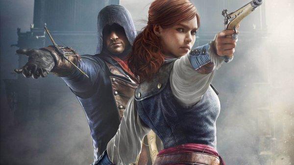 ✖ Assassin's Creed Unity ✖