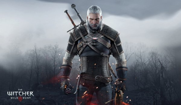 ♞ The Witcher 3 : Wild Hunt.