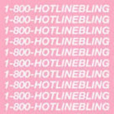 Hotline Bling de Drake sur Skyrock