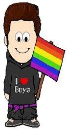..:::Je suis gay et alors ? Qu'est-ce que j'y peux ?  :::..
