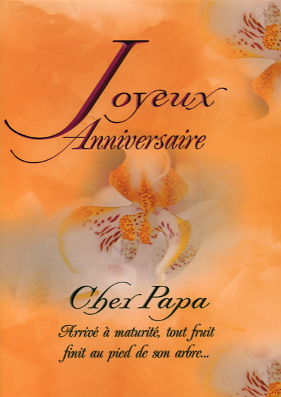 Joyeux Anniversaire Papa Mon Blogma Liberté De Penser