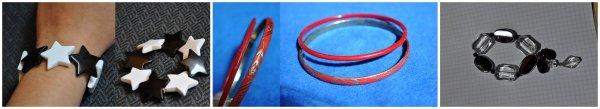 Les bracelets