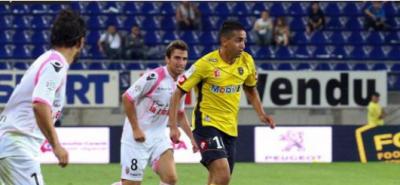 Sochaux 1-1 Valenciennes, samedi 3 mars, 19h.