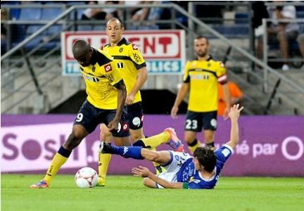 Sochaux 2-3 Bastia, 1ère journée.