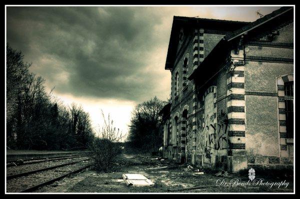 L'ancienne Gare à Poissy