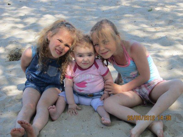 mes 3 filles