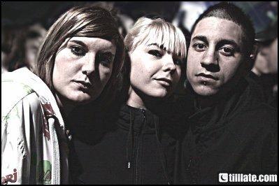 Nuit Rouuge au Dock 07/02/09