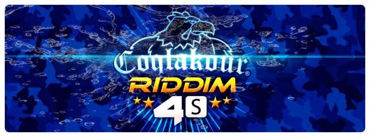 COQLAKOUR RIDDIM 4S