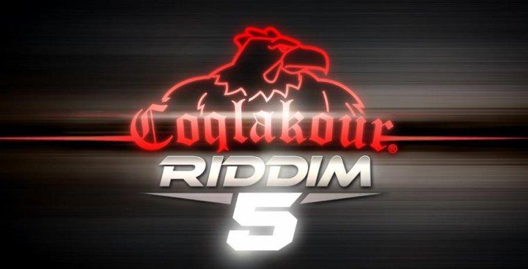COQLAKOUR RIDDIM 5 FACE A / PIX-L TRAP LE TEN (2013)