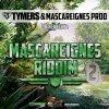 MASCAREIGNES RIDDIM 2 Prod Dj Tymers / KAF MALBAR TUNE LA LE DOSS (2013)