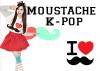 MoustacheKpop
