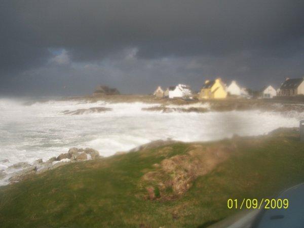il y a d autres photo du mauvais temps a la suite......