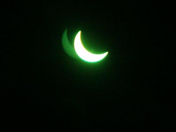 Eclipse le 20-03-2015